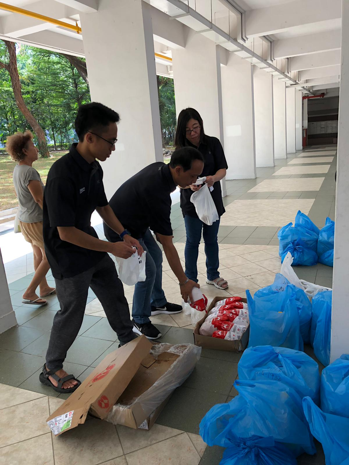 Blk 106 packing 5