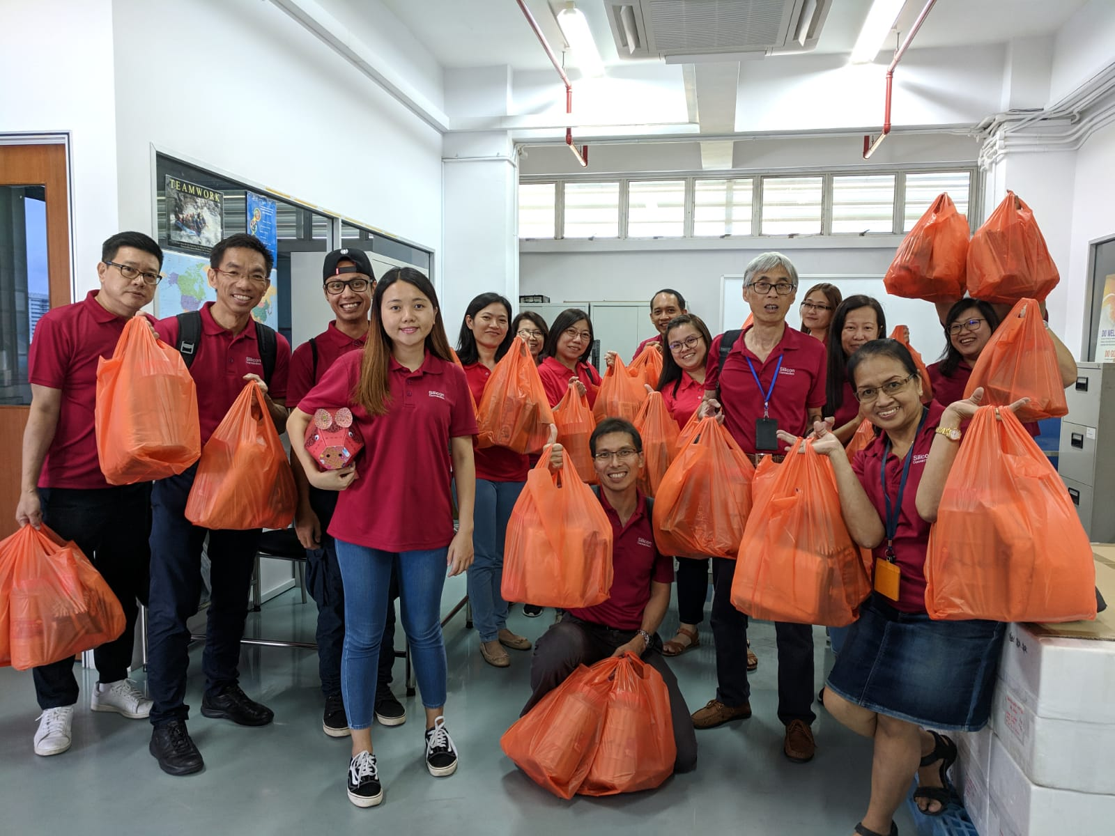 Corporate Social Responsibility - Gifting at Bendemeer