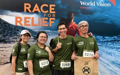 World Vision Race For Relief