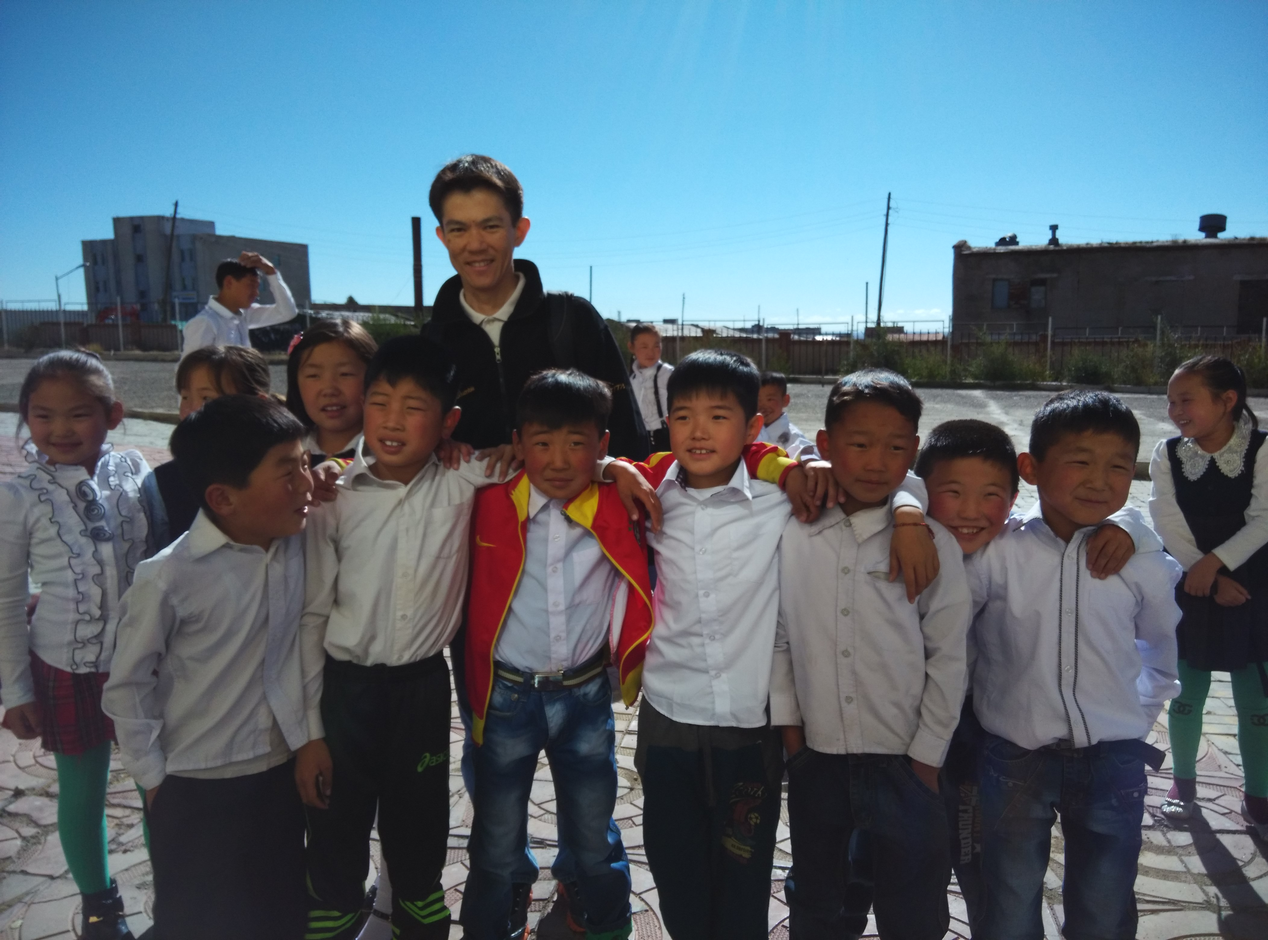 Visit To Our Sponsored Kids – World Vision Mongolia Trip