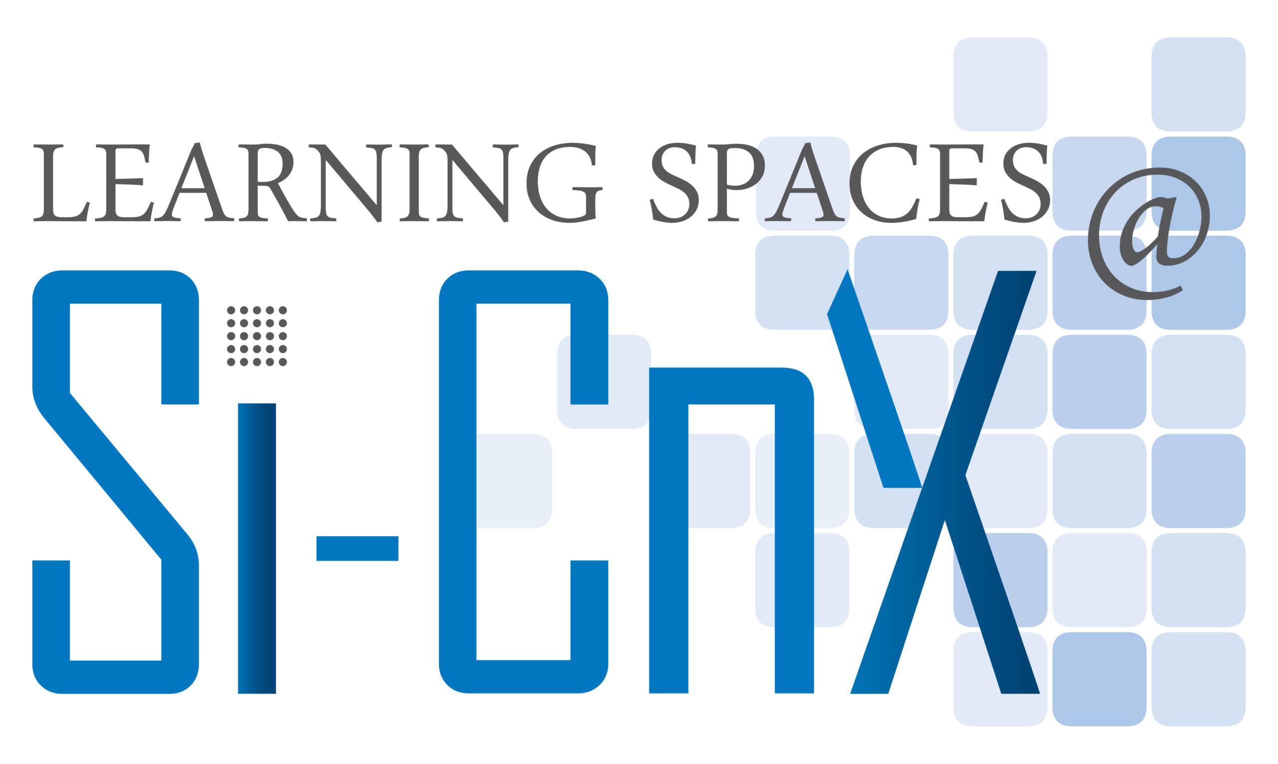 Learning Spaces @ Si-CnX