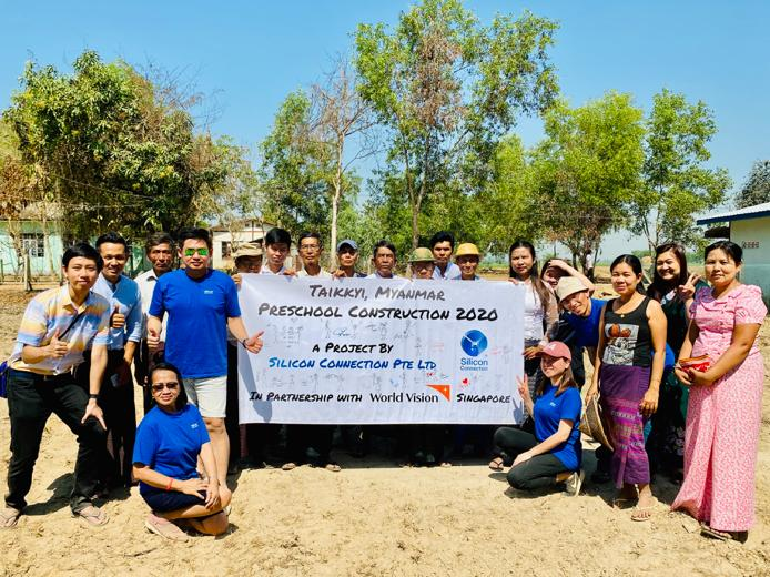 World Vision Myanmar Preschool Sponsorship 2020