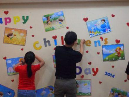 Silicon Connection CSR Jamiyah Children Home Visit