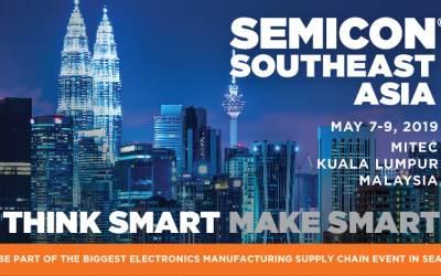 Visit Us At SEMICON Southeast Asia 2019 In Kuala Lumpur, Malaysia!