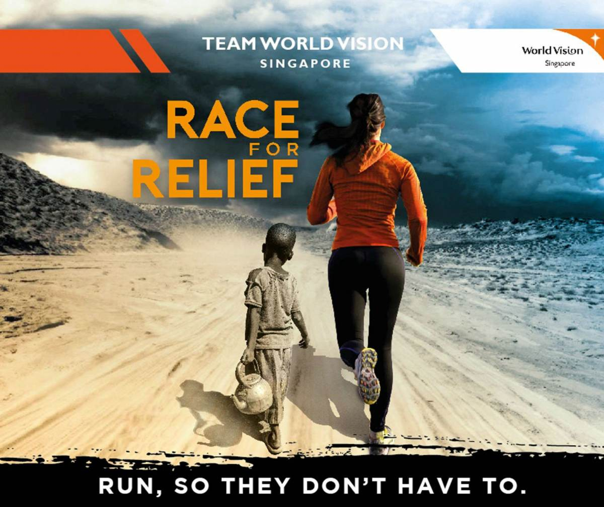 Team World Vision Race For Relief