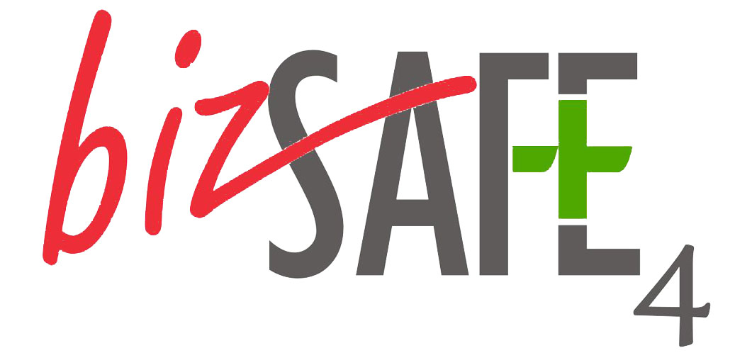 BizSafe Level 4 Certified