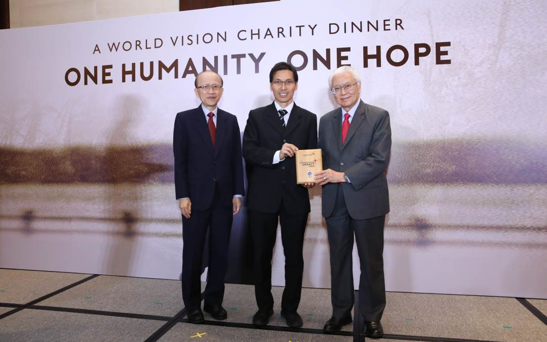 World Vision's Humanitarian Impact Award